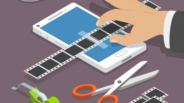 image and video optimization graphic